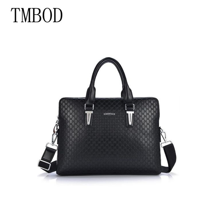 (52.50$)  Buy here - http://airdv.worlditems.win/all/product.php?id=32755386556 - Men's PU leather Briefcase Fashion Handbags for Man Goddess Kingdom Homme Marque Male Bag for A4 Documents ol briefcase.y306