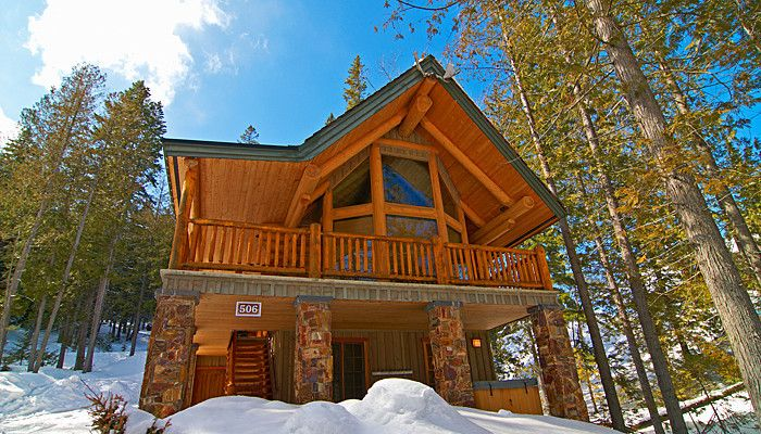 Fernie Snow Creek Cabins vacation rentals and properties