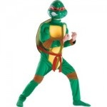 Classic Teenage Mutant Ninja Raphael Muscle Child Costume