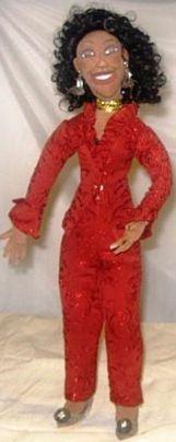 Lucillin Fashion Doll