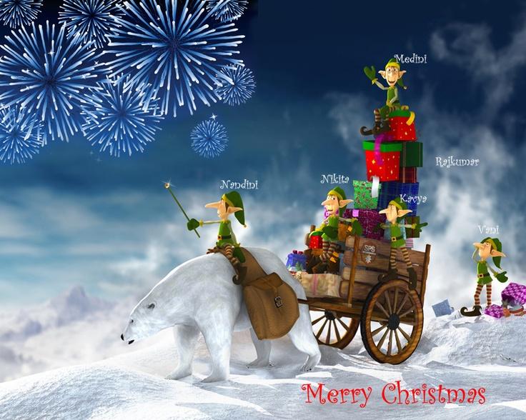 CARMa wishes you a Merry christmas!