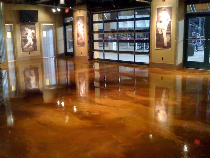 Metallic Epoxy Floor Epoxy Overlay Concrete Floor