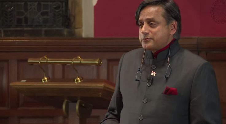 Shashi Tharoor Tells Why Britain Owes India. http://stohom.com/world/shashi-tharoor-tells-why-britain-owes-india/ #india #britain #news #owes #shashitharoor