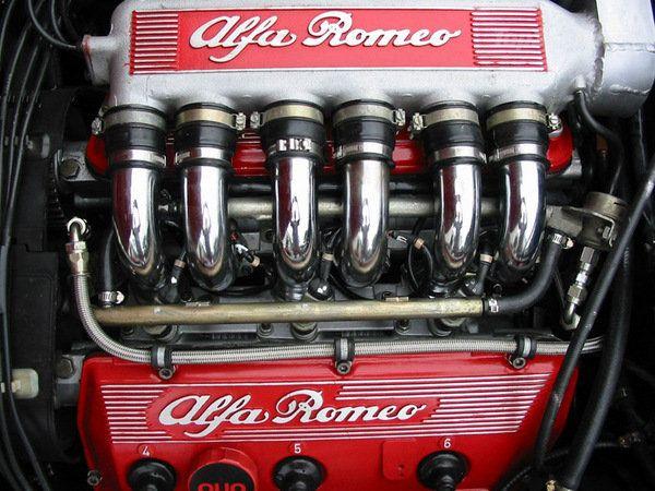 Alfa Romeo Arese V6 3.0 litre