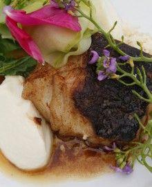 Cod, Cauliflower and Beach Herbs