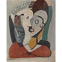 Head of a girl (Hlava dívky), 1930