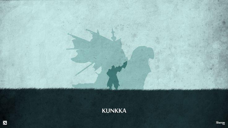 Dota 2 - Kunkka Wallpaper by sheron1030.deviantart.com on @deviantART