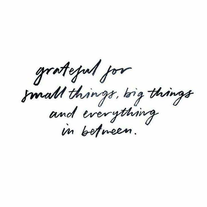 grateful for