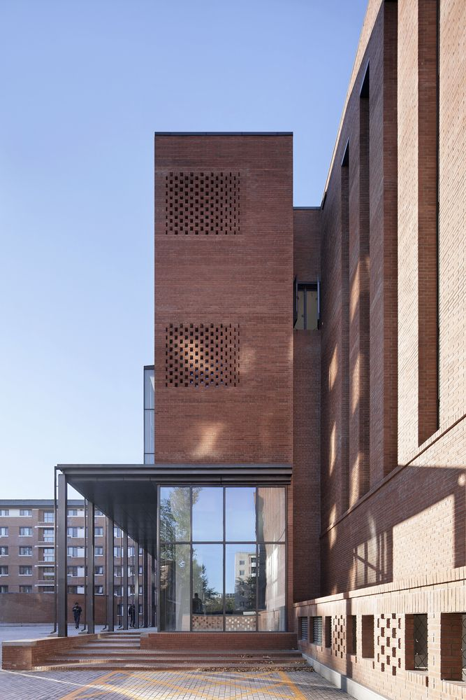 Gallery of Central Canteen of Tsinghua University / SUP Atelier + School of Architecture Tsinghua University - 21