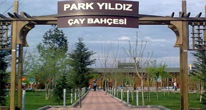 Park Yıldız Çay Bahçesi / Diyarbakır