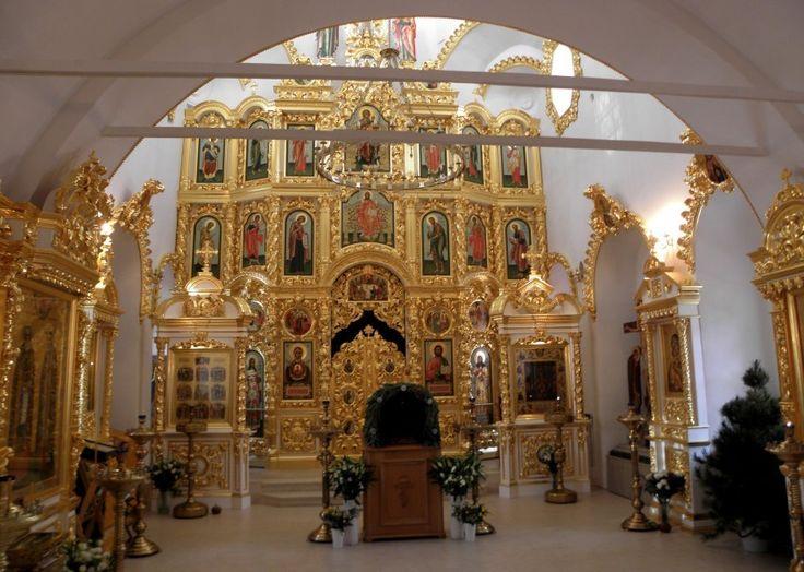Церковь иконы Божией Матери Знамение на Шереметевом дворе