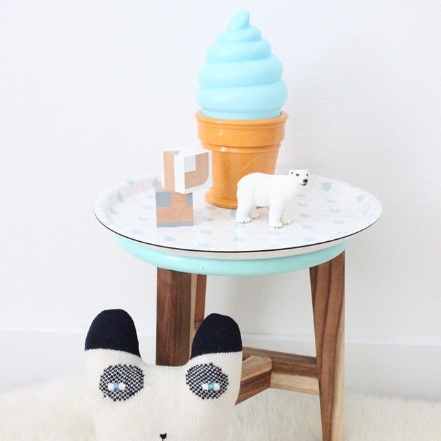 Image of A LITTLE LOVELY COMPANY <br/> Ice Cream Light