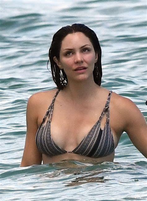 Katharine McPhee GQ Photos Are | Katharine mcphee bikini ...