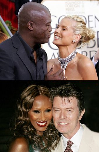 What necessary interracial relationship in the media are not