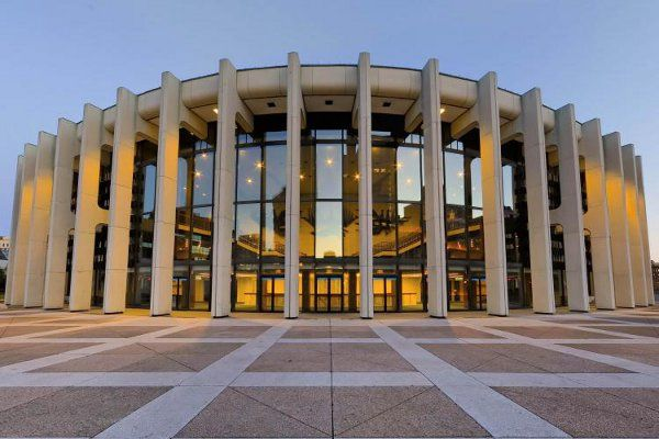 Place Des Arts - Home to the Montreal Symphony Orchestra, Les Grands Ballets Canadiens, and the Opéra de Montréal.