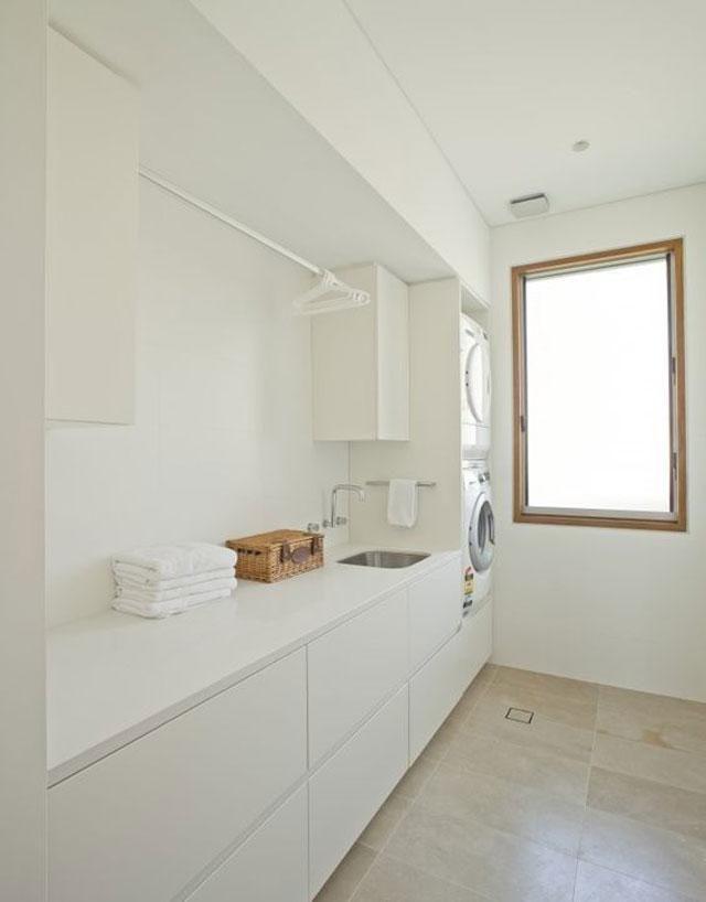 Ideas para un cuarto de lavadoras                                                                                                                                                                                 Más