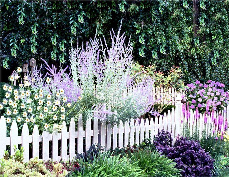 114 best ideas for gardens images on Pinterest | Cottage gardens ...