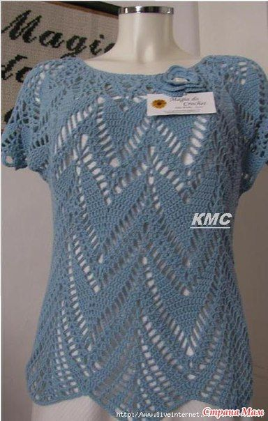 m s de 1000 im genes sobre blusas de crochet y tricot en pinterest
