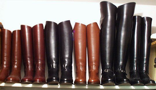 Riding Boots!