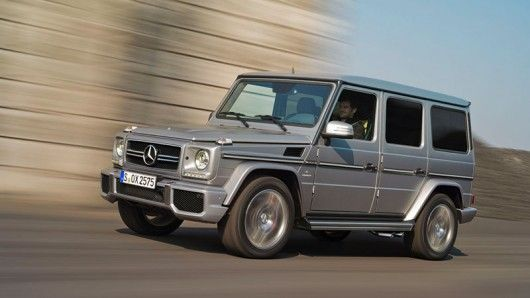 The Mercedes G63 and G65 off-roaders are due to be shown at the Beijing Motor Show.