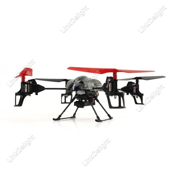Discount WLtoys V959 2.4G 4-Axis 4CH RC Quadcopter With Camera Mode 2 with US$68.99 Online Sale