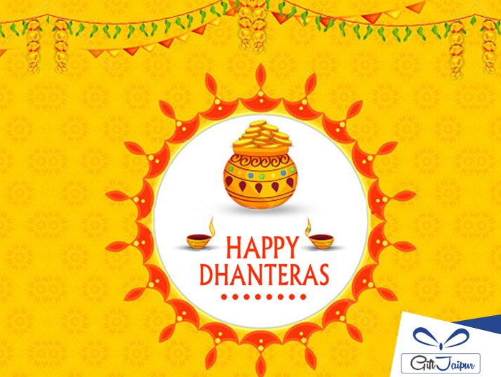 May this Dhanteras Light up new dreams, fresh hopes, undiscovered avenues, different perspectives, everything bright. Happy #Dhanteras.