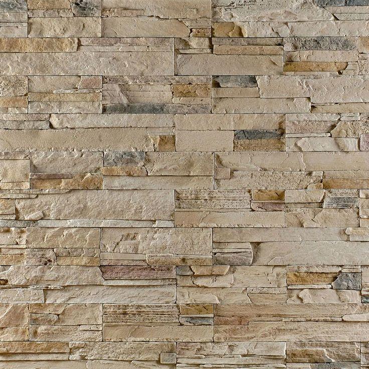 Oltre 25 fantastiche idee su Wandverblender stein su Pinterest - steinwand beige wohnzimmer