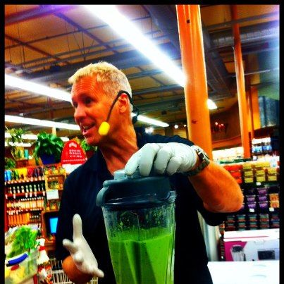 The Spinachman website: he's a Vitamix salesman. Has Vitamix recipes and info.
