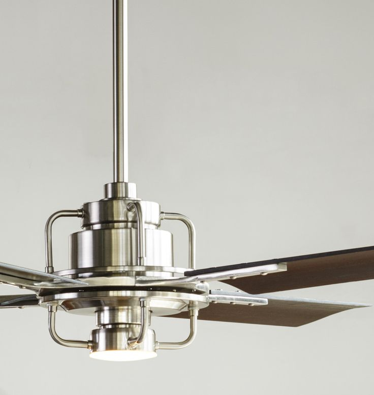 Bon Peregrine Industrial LED Ceiling Fan