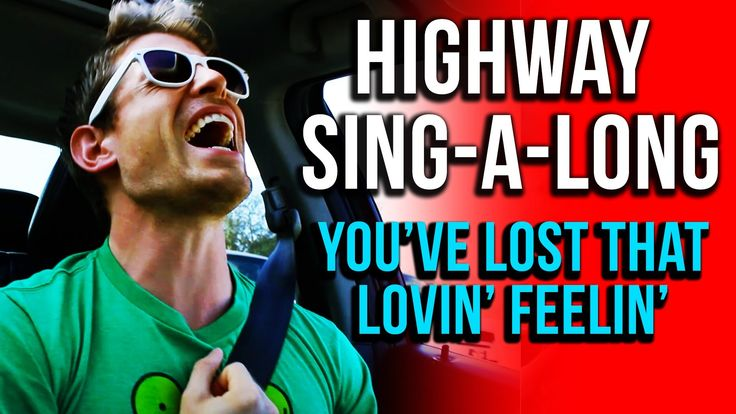 Comedian Sings Along to 'You've Lost That Lovin' Feelin' With Strangers Stuck in Highway Traffic