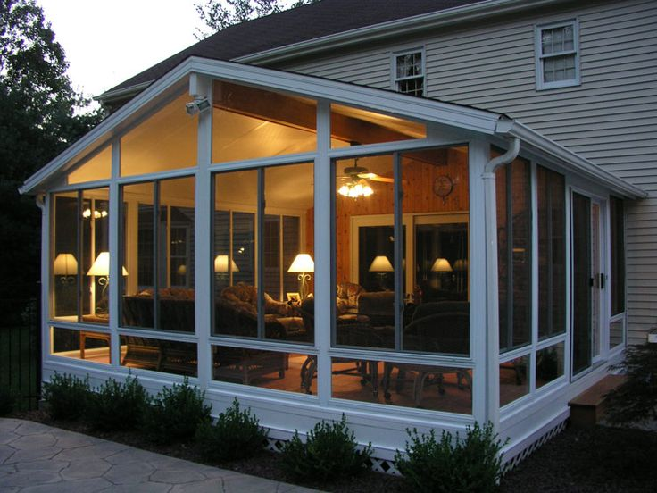 Best 25 sunrooms and decks ideas on pinterest sun room for Sun porch additions