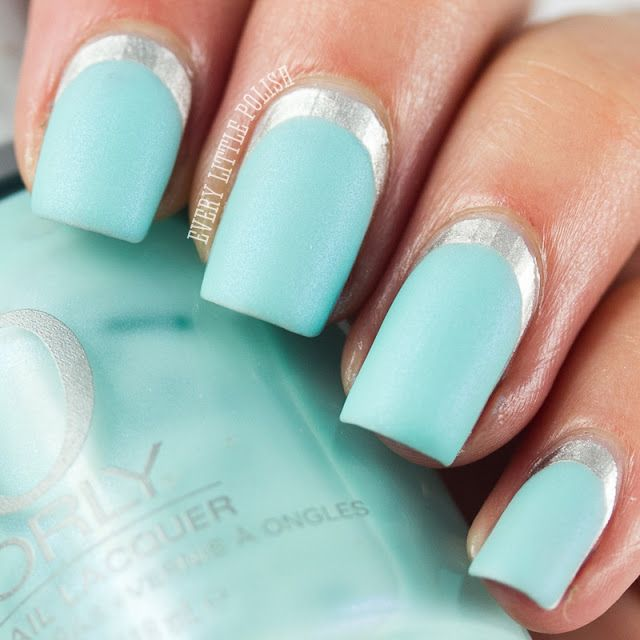 Blue Prom Nails: 292 Best Images About Tiffany Blue Makeup And Nails. On