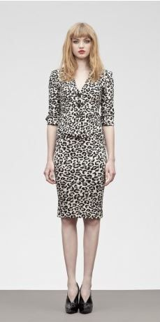 Isobel De Pedro Collection from Barcelona, Jacket + Skirt.  #derbyday #fashion #melbournecup