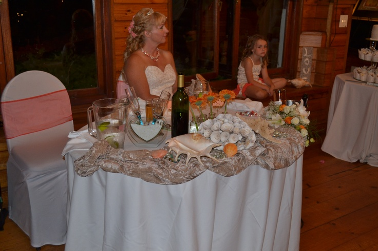 Our wedding table
