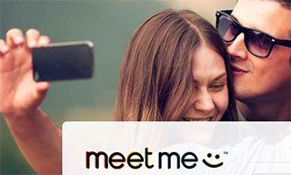 Conoce gente con MeetMe App i Phone