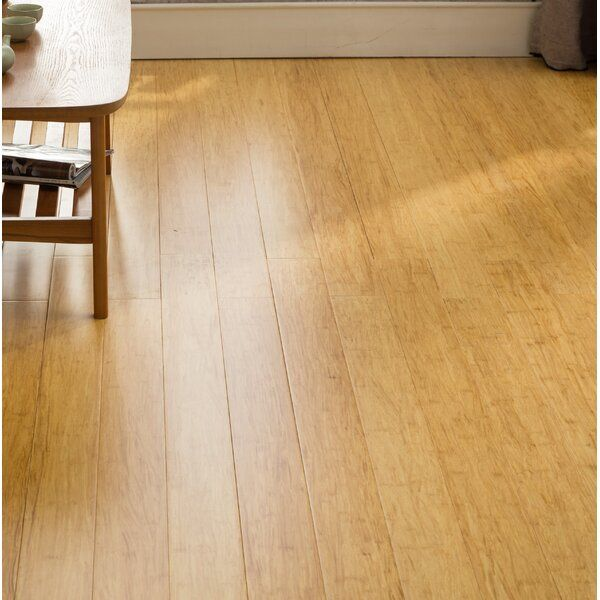 Bamboo 1 2 Thick X 3 6 7 Wide X 73 Length Solid Flooring Bamboo Wood Flooring Bamboo Flooring Engineered Bamboo Flooring