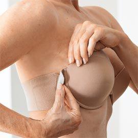 Genius, i need this! Custom Fit Adjustable Strapless Bra | BodyEssentials
