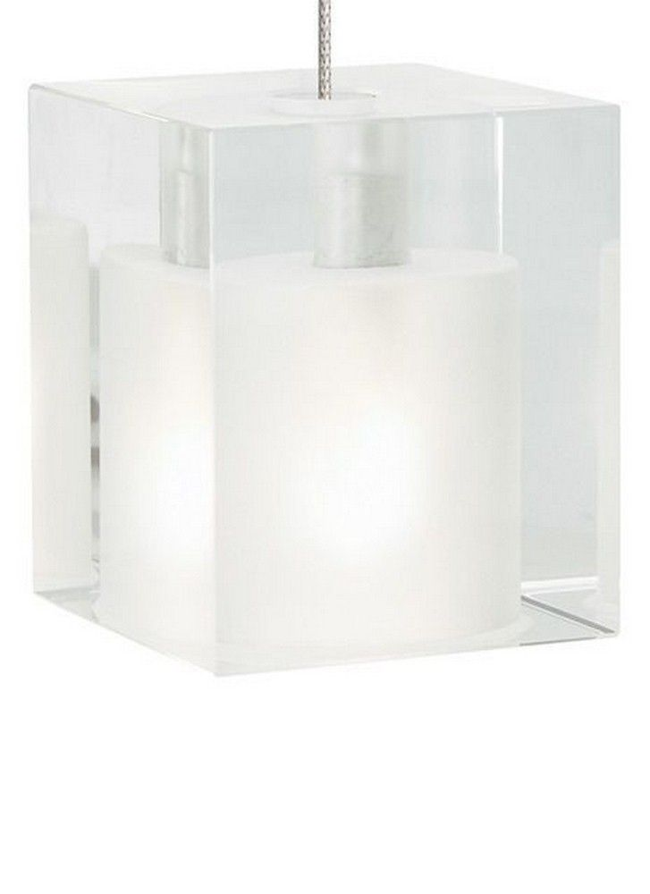 CanadaLightingExperts | Cube - One Light Monorail Low Voltage Pendant