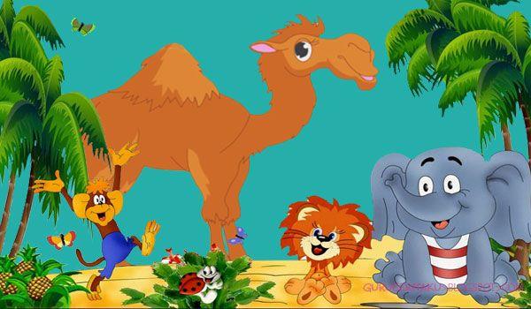 dongeng untuk anak cerita monyet yang pandai menari