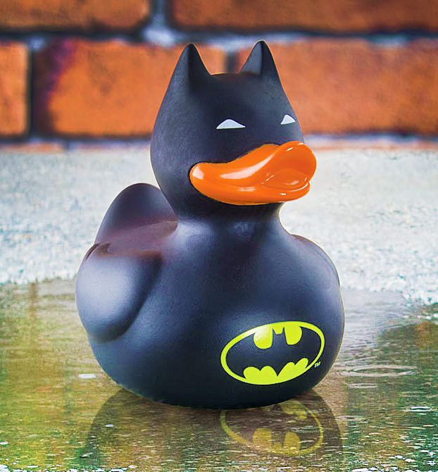 U003cbru003eu003cbru003eBatman, As You\u0027ve Never Seen Him Before, As A Rubber Duck! Add  Some Fun To Bath Time, With This Official DC Comics Bath Toy/accessory!