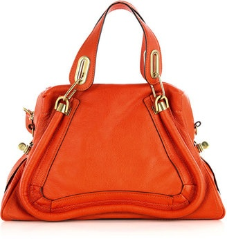 ShopStyle: Chloe Paraty grained leather bag | BAGS!!! | Pinterest ...