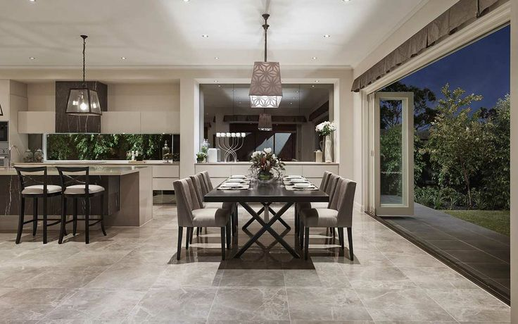 Metricon Interior Design Home Sweet Home Pinterest Sliding Doors Dining Room Design And