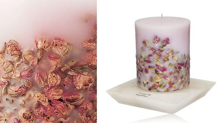candle pink Acqua di Parma Candle holder design Sotano Studio