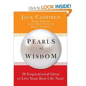 Pearls Of Wisdom: 30 Inspirational Ideas to Live your Best Life Now!    Some interesting bits of information in this book.