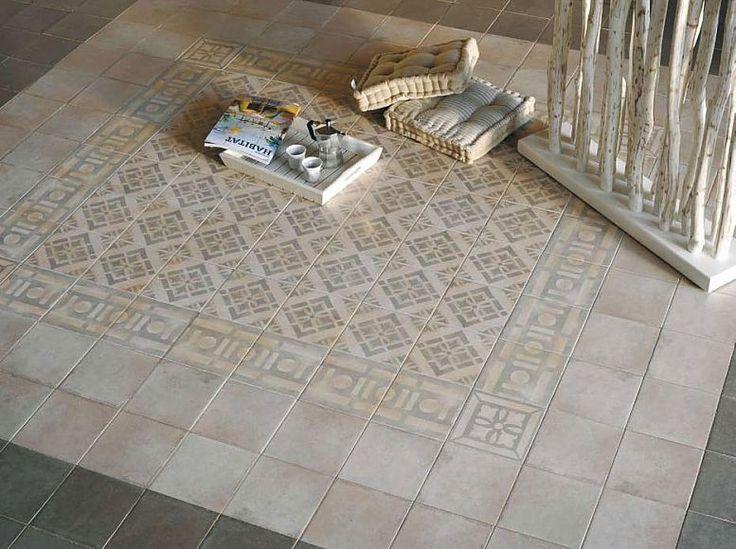 Серия CEMENTI NOVECENTO — Фабрика ARKADIA — The Tile Club