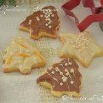 Biscotti di Natale decorati