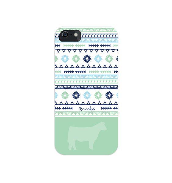 Tribal Livestock Phone & ipad Case – Stock Show Boutique