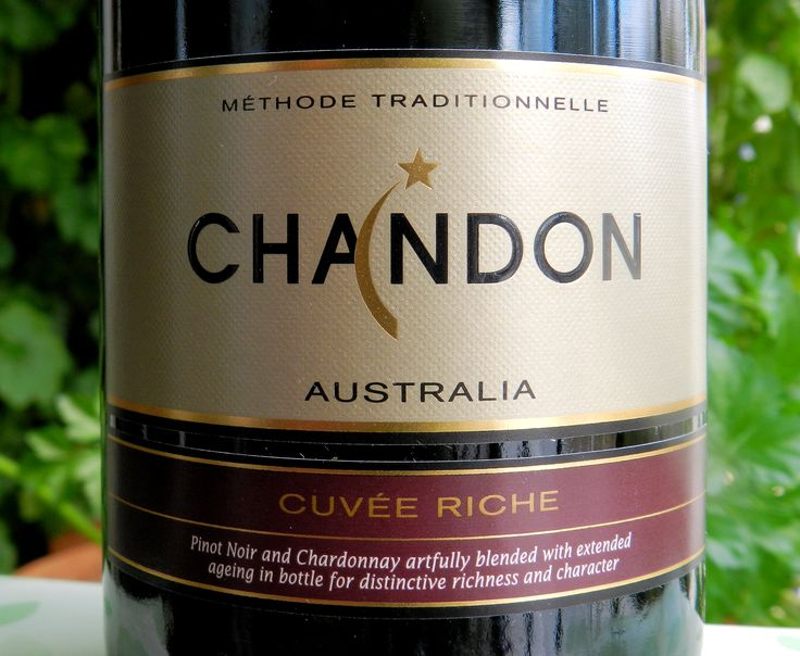 A luscious semi-sweet Australian bubbly from the Moet et Chandon owned winery. It's a great favourite.
