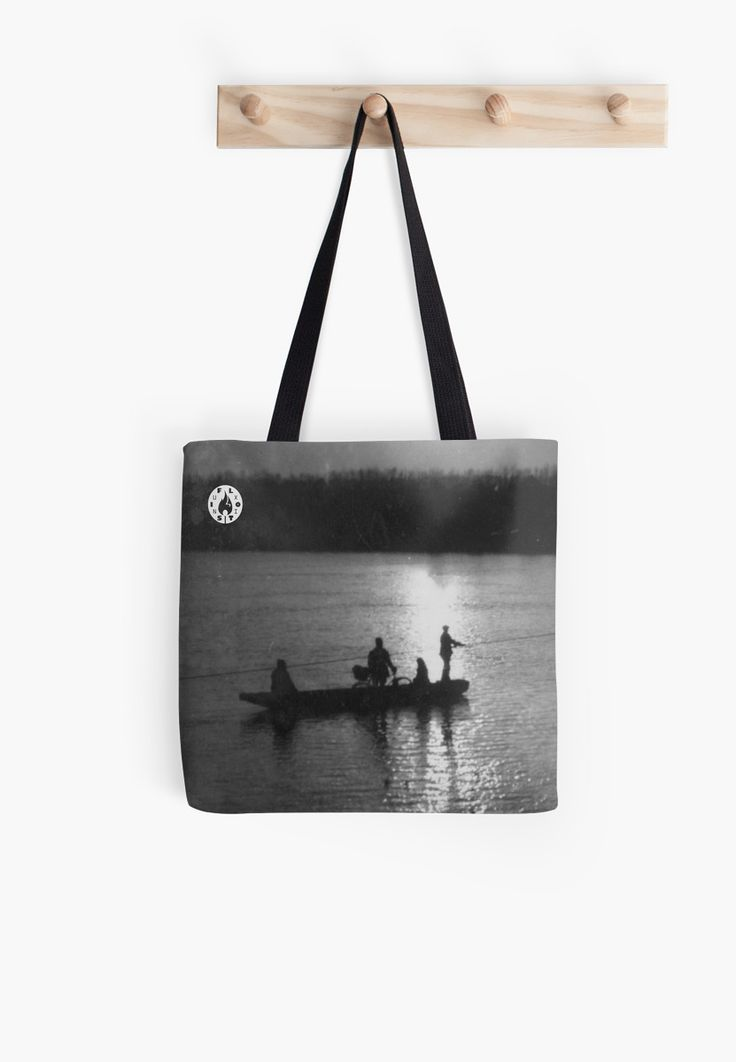 Cable Ferry tote bag by Fluxionist on Redbubble