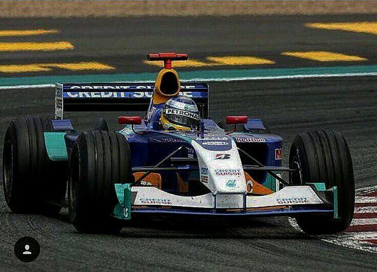 No.9 Nick HEIDFELD                       Sauber Petronas                         Sauber C22                               Petronas 03A NA3.0L V10 Bridgestone